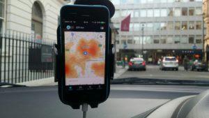 UBER Drivers App