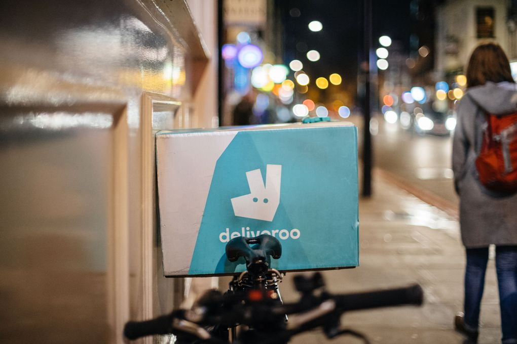 How To Become A Deliveroo Rider In London