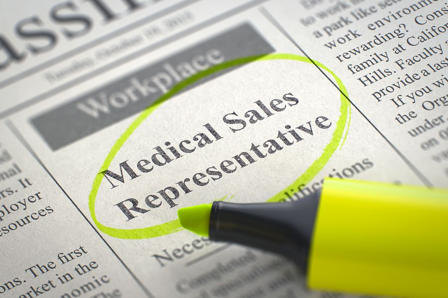 Medial Sales Representative Jobs