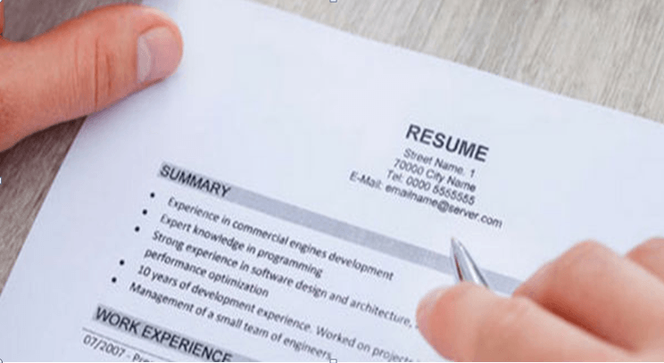 Learn how to build a perfect resume in 8 simple steps.